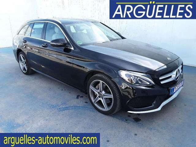 Mercedes-Benz C 220 D Estate Amg Line 170cv 9g-tronic