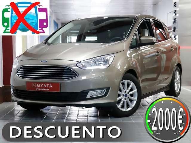 Ford C-max C-max 2.0 Tdci Titanium 150 Cv Paquete Titanium+