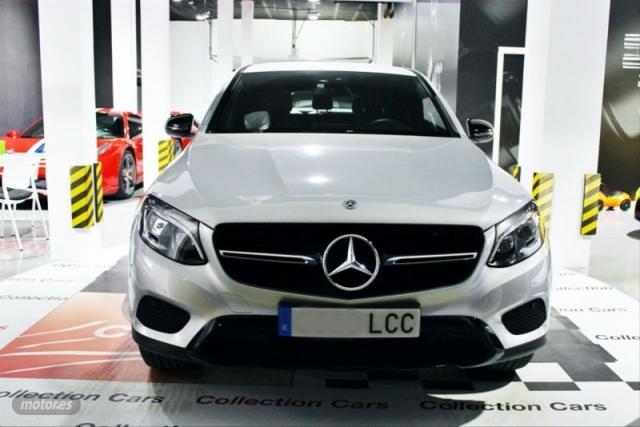 Mercedes-Benz Clase GLC Coupé