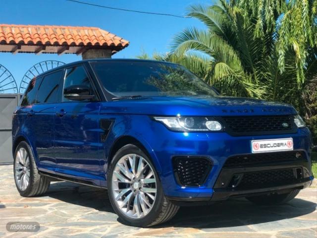 Land-Rover Range Rover Sport