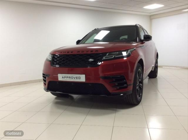 Land-Rover Range Rover Velar