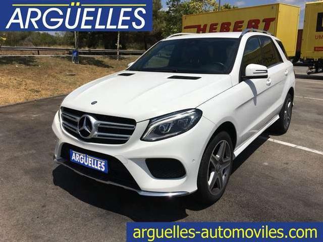 Mercedes-Benz Glgle250 D Amg Line 4matic 204cv
