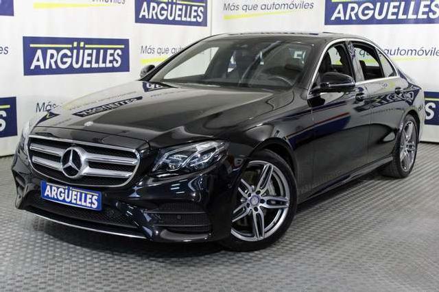 Mercedes-Benz E 300 E 300 Amg Line 9g-tronic 245cv