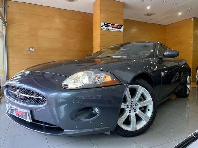 Jaguar Xk Coupé 4.2l V8 Aut.