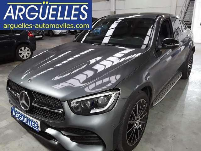 Mercedes-Benz Glc 300 Glc300coupe 4matic Amg Line 258cv