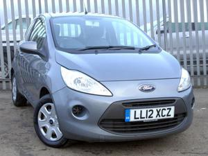 Ford KA 3Dr Hatch 1.2i Edge 69PS