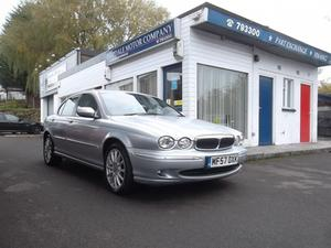 Jaguar X-Type 2.5 S V6 4DR Automatic