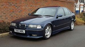 /T BMW M3 3.2 EVOLUTION (321 BHP) SALOON (AEGEAN BLUE) +