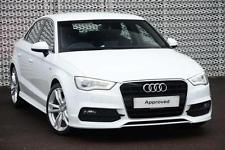 Audi A3 TDI S LINE Diesel white Manual