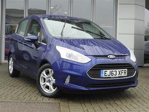 Ford B-MAX 5Dr Hatch 1.0 EcoBoost Zetec 125PS
