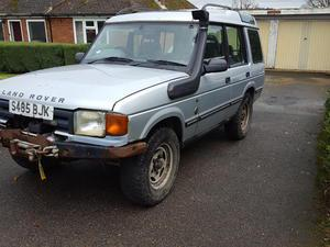 Land Rover Discovery 300tdi  NEW MOT in Tonbridge |