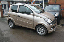Microcar MGO SXi, stunning low mileage example with a 12