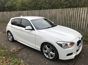 BMW 1 SERIES (F2X) 116I M SPORT