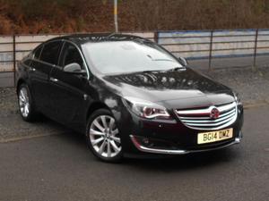Vauxhall Insignia 2.0 CDTi [163] Elite Nav 5dr Auto