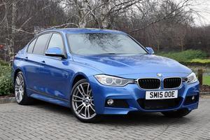BMW 3 Series bhp) 4Xi xDrive M Sport