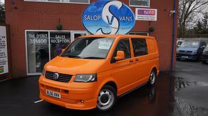 vw transporter minibus 5 seat kombi 174bhp cozot cars. Black Bedroom Furniture Sets. Home Design Ideas