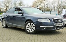) AUDI A6 2.0 TDi (140) SE DIESEL - BLUE - LEATHER -