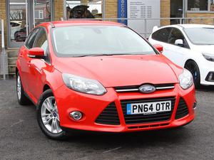 Ford Focus 5Dr Hatch 1.6 Tdci Titanium Navigator 115PS