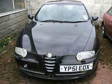 Alfa 147 Selespeed, top spec, Bose ICE, barn find condition,