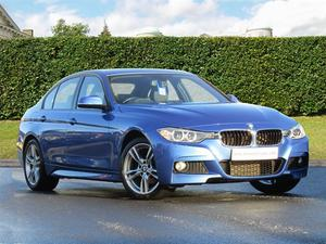 BMW 3 Series 320i xDrive M Sport 4dr Step Auto Saloon