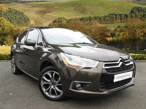 Citroen DS4 E-HDI AIRDREAM DSTYLE
