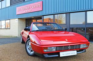 used ferrari mondial t cabriolet one owner cozot cars. Black Bedroom Furniture Sets. Home Design Ideas