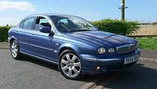 JAGUAR X-TYPE 2.5 V6 SE MANUAL ALL WHEEL DRIVE, LOW