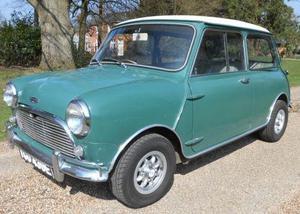 Morris Mini Cooper Mk. I