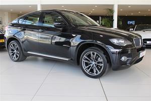 BMW X6 Xdrive30d Auto