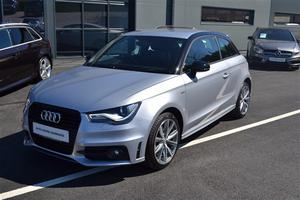 Audi A1 TDI S LINE STYLE EDITION Contrast Roof
