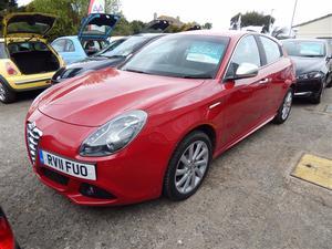 Alfa Romeo Giulietta 1.4 TB MultiAir Veloce