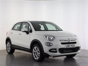 Fiat  Multiair Pop Star 5dr DDCT Auto