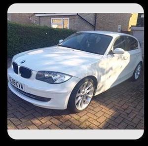 BMW 1 SERIES (E8X) 116I SPORT