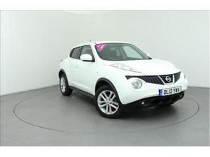 Nissan Juke v Acenta Premium