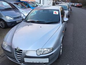 Alfa Romeo 147 T.spark 16v Lusso 3dr