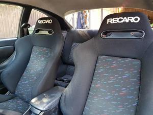 Recaro Seats removed from Celica GT4 ST205