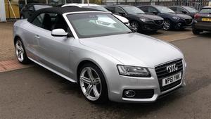 Audi A5 2.0 TDI S Line 2dr (Start Stop)