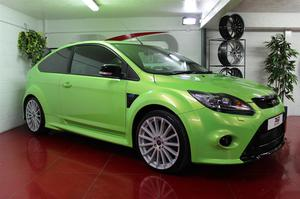 FORD FOCUS 2.5 RS MK2 - LUXURY PACK ONE, RS DYNAMICA SEAT