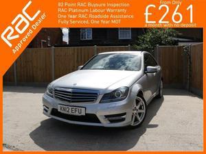 Mercedes-Benz C Class  in London | Friday-Ad