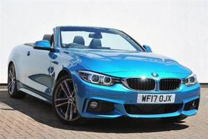 BMW 4 Series 2.0TD (190bhp) 420d M Sport Auto