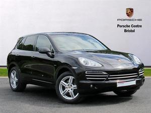 Porsche Cayenne Platinum Edition Diesel 5dr Tiptronic S