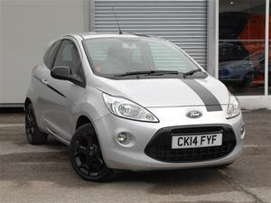 Ford KA 3Dr Hatch 1.2i Grand Prix II 69PS