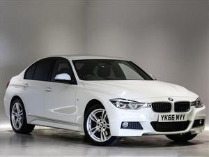 BMW 3 Series 320d xDrive M Sport 4dr Step Auto