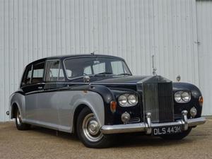 Rolls-Royce Phantom RARE ROLLS ROYCE PHANTOM V RHD LIMO Auto