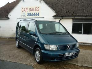 Mercedes-Benz V Class  in Ryde | Friday-Ad