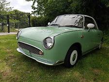 Nissan Figaro Emerald Green Fresh Import