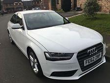 ) AUDI A4 SE TDI WHITE, Full Audi dealer service