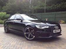 Audi A6 DIESEL SALOON 2.0 TDi (BLACK EDITION) 4dr