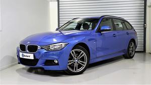 BMW 3 SERIES (F3X) 320I XDRIVE M SPORT TOURING, Superb spec,