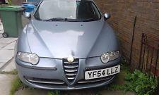 Alfa Romeo 147 *** Spares or Repair***